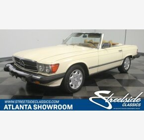 1979 Mercedes-Benz 450SL for sale 101027631