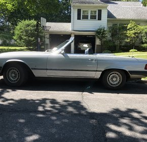 1979 Mercedes-Benz 450SL for sale 101041164