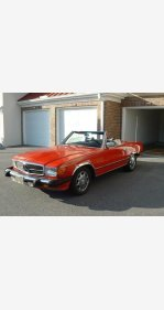 1979 Mercedes-Benz 450SL for sale 101062108