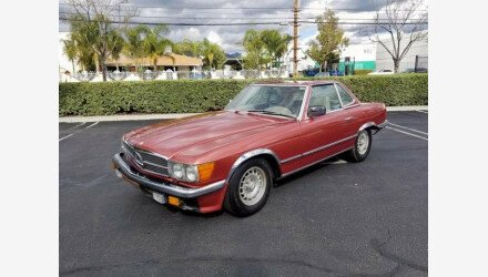 1979 Mercedes-Benz 450SL for sale 101110720