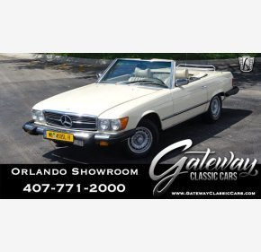 1979 Mercedes-Benz 450SL for sale 101142489