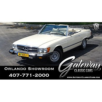 1979 Mercedes-Benz 450SL for sale 101142489