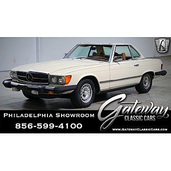 1979 Mercedes-Benz 450SL for sale 101167864