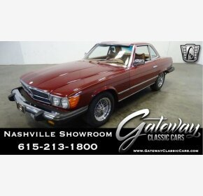 1979 Mercedes-Benz 450SL for sale 101184890