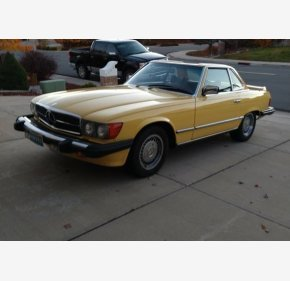 1979 Mercedes-Benz 450SL for sale 101200201