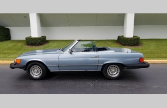 1979 Mercedes-Benz 450SL for sale 101209456