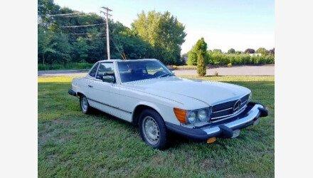 1979 Mercedes-Benz 450SL for sale 101221326