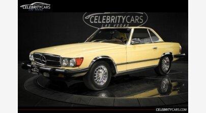 1979 Mercedes-Benz 450SL for sale 101231100