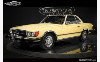 1979 Mercedes-Benz 450SL for sale 101231100