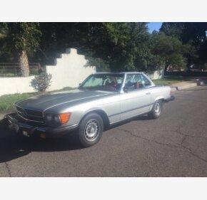 1979 Mercedes-Benz 450SL for sale 101278872