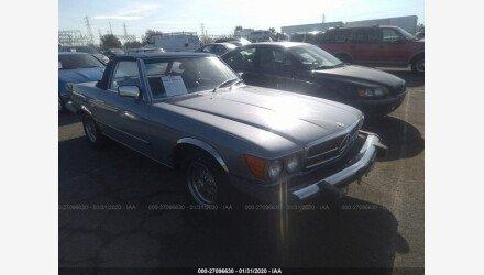 1979 Mercedes-Benz 450SL for sale 101289575