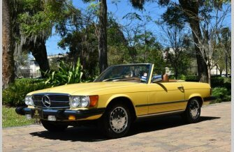 1979 Mercedes-Benz 450SL for sale 101290483