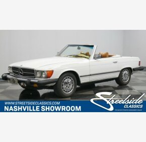 1979 Mercedes-Benz 450SL for sale 101314980