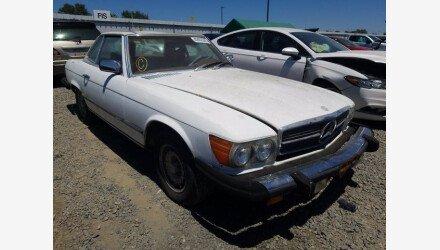 1979 Mercedes-Benz 450SL for sale 101358483