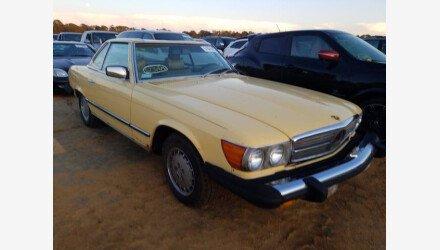 1979 Mercedes-Benz 450SL for sale 101388052