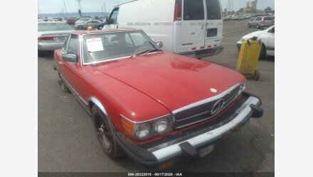1979 Mercedes-Benz 450SL for sale 101409916