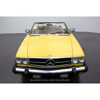 1979 Mercedes-Benz 450SL for sale 101410361