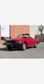 1979 Mercedes-Benz 450SL for sale 101415129