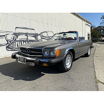 1979 Mercedes-Benz 450SL for sale 101421336