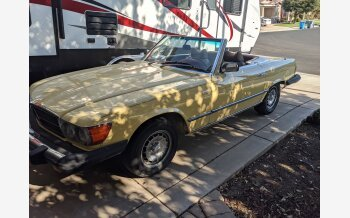 1979 Mercedes-Benz 450SL for sale 101440214