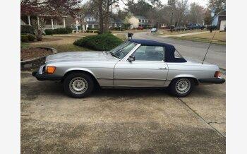 1979 Mercedes-Benz 450SL for sale 101441518