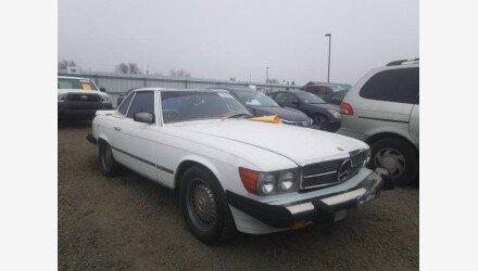 1979 Mercedes-Benz 450SL for sale 101442028