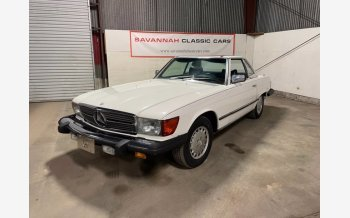 1979 Mercedes-Benz 450SL for sale 101521450