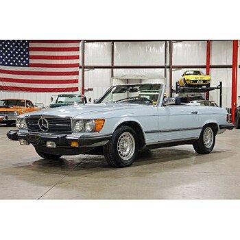 1979 Mercedes-Benz 450SL for sale 101521481