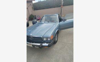 1979 Mercedes-Benz 450SL for sale 101624236