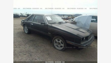 1979 Mercury Capri for sale 101308179