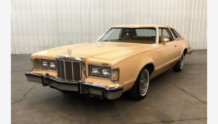 1979 Mercury Cougar for sale 101065489