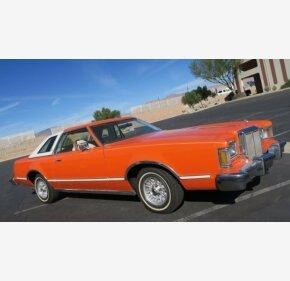 1979 Mercury Cougar XR7 for sale 101400133