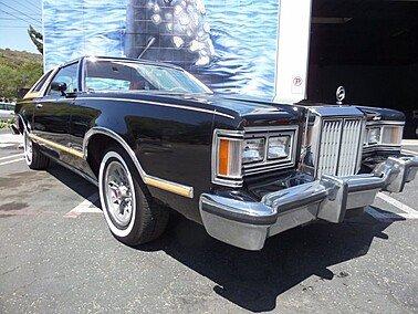 1979 Mercury Cougar for sale 101500312