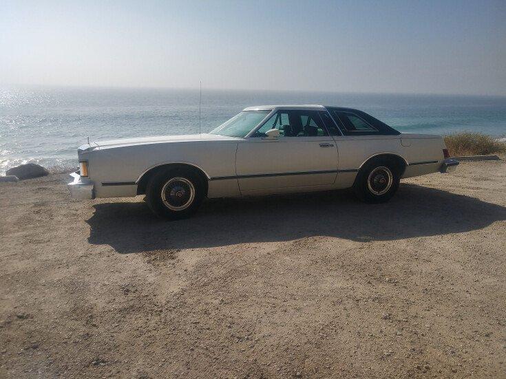 1979 Mercury Cougar XR7 for sale 101593032