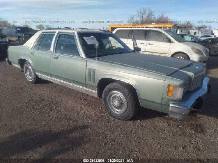 1979 Mercury Marquis for sale 101442241