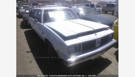 1979 Oldsmobile Cutlass for sale 101016669