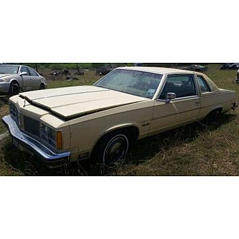 1979 Oldsmobile Ninety-Eight Regency for sale 100878180