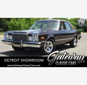 1979 Plymouth Volare for sale 101313632