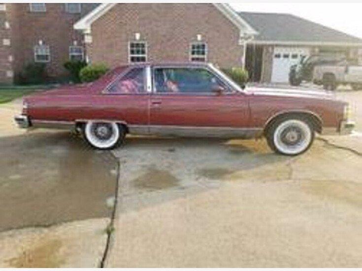 1979 Pontiac Bonneville for sale 101586839