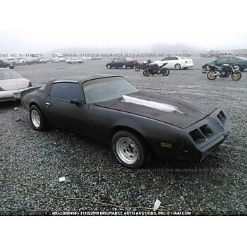 1979 Pontiac Firebird for sale 101102202