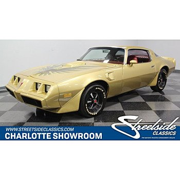 1979 Pontiac Firebird Trans Am for sale 101044104