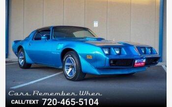 1979 Pontiac Firebird for sale 101062362