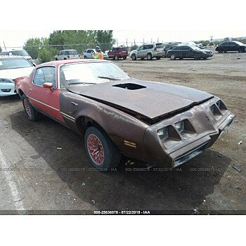 1979 Pontiac Firebird for sale 101178516