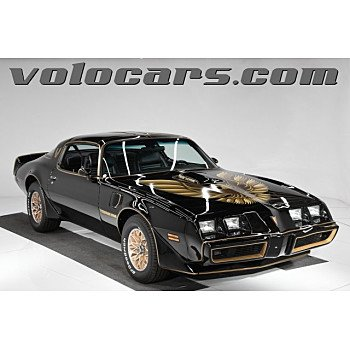 1979 Pontiac Firebird for sale 101182308