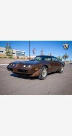 1979 Pontiac Firebird Trans Am for sale 101226402