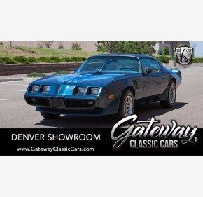 1979 Pontiac Firebird for sale 101346209