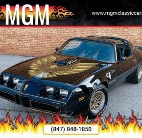 1979 Pontiac Firebird for sale 101404306