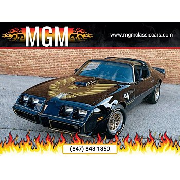 1979 Pontiac Firebird for sale 101404306