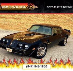 1979 Pontiac Firebird for sale 101407548