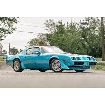 1979 Pontiac Firebird for sale 101470018